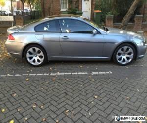 BMW 6 Series 645Ci Auto (E63) - Sunroof, Sat-Nav, Full BMW Service History for Sale