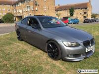 BMW 335i FSH - WATER PUMP DONE twin turbo rare manual