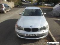 2007 BMW 1 Series 2.0 118d  5dr