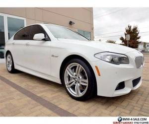 2012 BMW 5-Series 550i M Sport Convenience Cold Weather PremiumSound for Sale