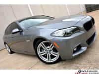 2015 BMW 5-Series 535i M Sport Sedan HEAVY LOADED MSRP $69k