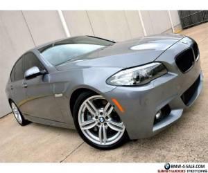 2015 BMW 5-Series 535i M Sport Sedan HEAVY LOADED MSRP $69k  for Sale