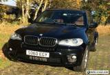 2011 BMW X5 XDRIVE30D M SPORT, BLACK, 1 DOCTOR OWNER, FULL BMW SERVICE HISTORY for Sale