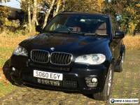 2011 BMW X5 XDRIVE30D M SPORT, BLACK, 1 DOCTOR OWNER, FULL BMW SERVICE HISTORY
