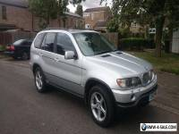 cars BMW X5 4.4LPG