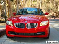 2011 BMW Z4 sDrive35i Convertible 2-Door