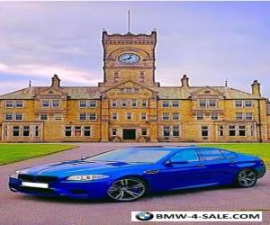 BMW M5 F10 2012 MONTECARLO BLUE HUGE SPEC... for Sale