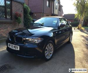 BMW 1 Series Convertible 118i ES Automatic for Sale
