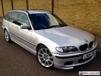 BMW E46 Sport Touring 320D 2005 Manual