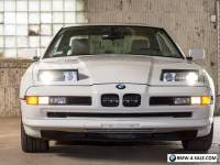 1991 BMW 8-Series coupe