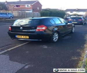 BMW 5 door 116 sport for Sale