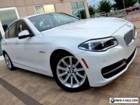 2014 BMW 5-Series Wood Trim