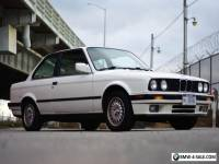 1991 BMW 3-Series 325i
