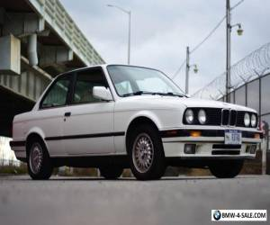 1991 BMW 3-Series 325i for Sale