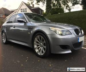 2006 BMW M5 Saloon 57,000 miles Full BMWSH Massive Spec and immaculate for Sale