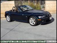 2001 BMW Z3 Z3 E36