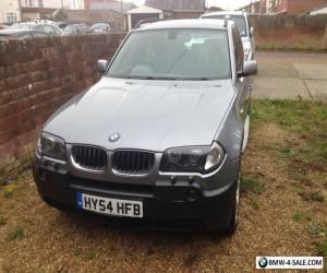 BMW X3 2.5 Auto for Sale