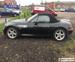 BMW Z3 Black Long MOT for Sale