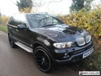 BMW X5 3.0 DIESEL SPORT AUTO