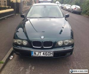 bmw e39 530d for Sale