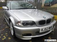 2002* BMW 3 SERIES 325 CI COUPE M SPORT *192 Bhp *FULL LEATHER