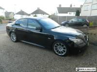 BMW E60  520D M SPORT LCI