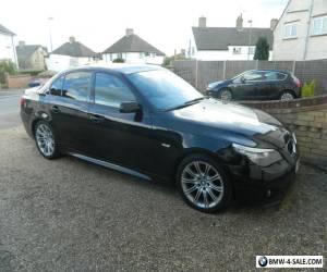 BMW E60  520D M SPORT LCI  for Sale