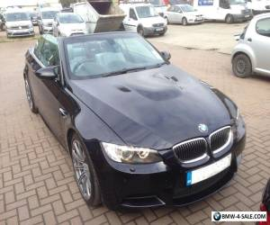 BMW M3 Convertible with Hard Top - DCT, EDC + Much More Top Spec! for Sale