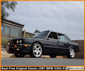 1987 BMW 5-Series 535IS for Sale