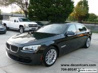 2015 BMW 7-Series M POWER PACKAGE