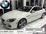 2014 BMW 6-Series 650i xDrive for Sale