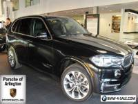 2014 BMW X5 xDrive35d Sport Utility 4-Door