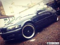 Bmw 323i Drift Car BBS Reps Hydro Handbrake Welded Diff Track Sleeper