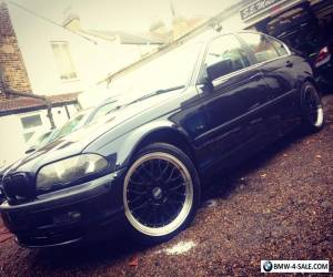 Bmw 323i Drift Car BBS Reps Hydro Handbrake Welded Diff Track Sleeper for Sale