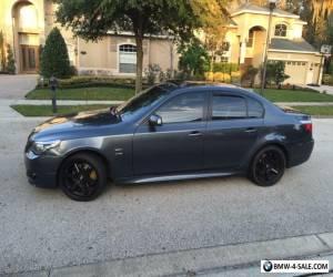 2009 BMW 5-Series 535 X-drive Xi warranty for Sale