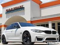 2015 BMW M3 Base Sedan 4-Door