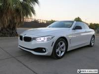 2015 BMW 4-Series Base Convertible 2-Door