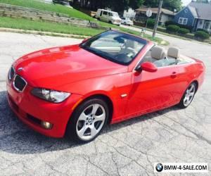 2007 BMW 3-Series Base Convertible 2-Door for Sale