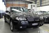 2007 BMW X3 E83 SI Wagon 5dr Steptronic 6sp 4WD 3.0i  for Sale