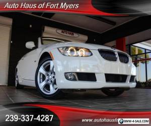 2010 BMW 3-Series Base Convertible 2-Door for Sale