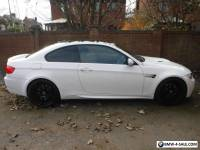 BMW M3 4.0 V8 DCT 2dr CAT D