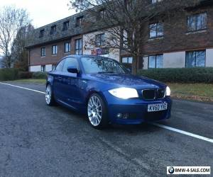 2010 BMW 1 SERIES COUPE 2.0 120D M Sport DIESEL 2dr MANUAL Coupe LEATHER 6 SPEED for Sale