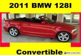 2011 BMW 1-Series Convertible 2-Door for Sale