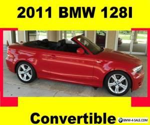 2011 BMW 1-Series Convertible 2-Door for Sale