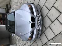 1998 BMW Z3 SILVER