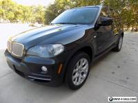 2009 BMW X5 xDrive35d Sport Utility 4-Door
