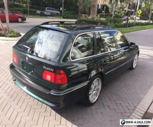 2000 BMW 5-Series 540I Wagon for Sale