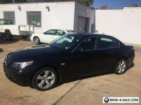2006 BMW 5-Series 525xi AWD 4dr Sedan