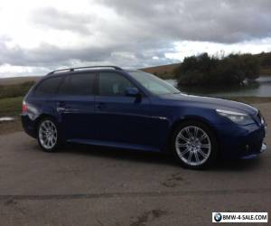 2009 BMW 520 2.0TD (177bhp) Touring m sport  for Sale