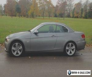 bmw 325I convertible 2008 for Sale